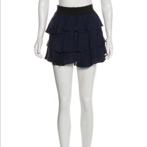 Derek Lam 10 Crosby mini skirt